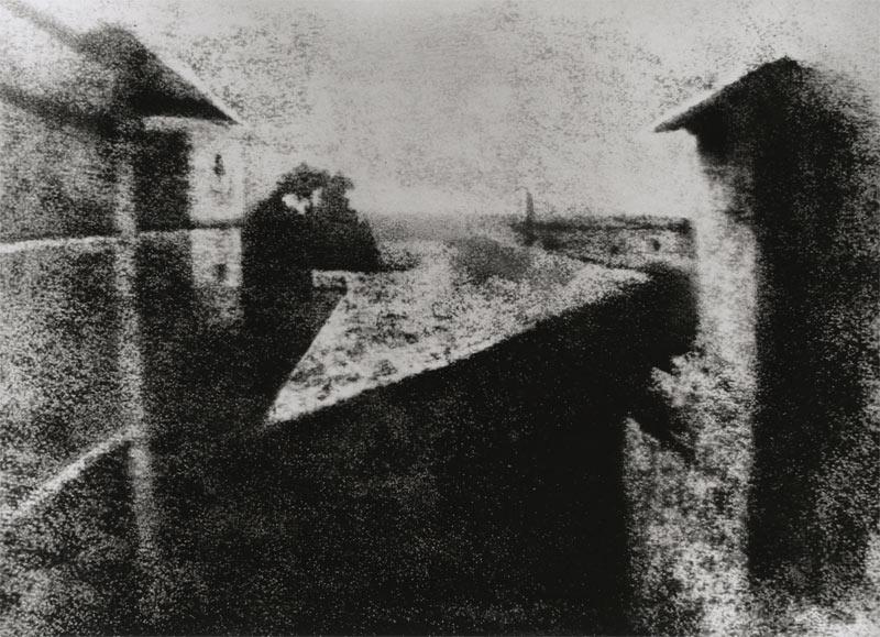 Prima fotografie din istorie