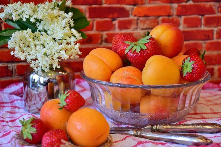 Stillleben---Früchte2