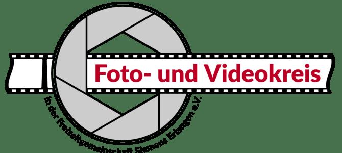 2. Fotowettbewerb des Foto- und Videokreis Erlangen