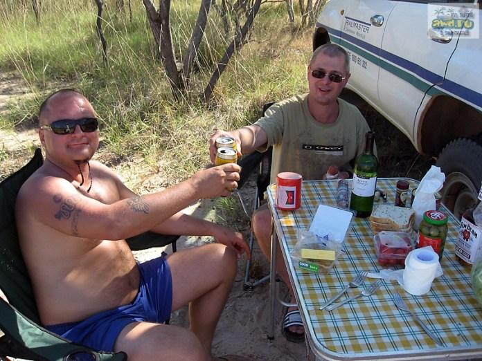 Рыбалка в Австралии