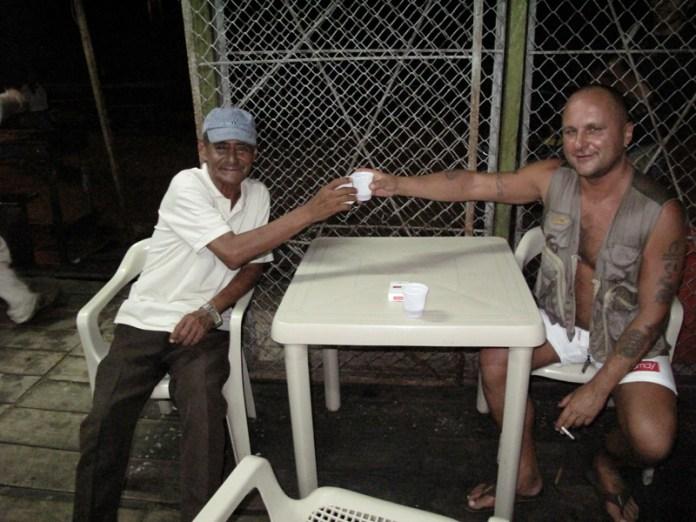 Дневник с Амазонки: Старик