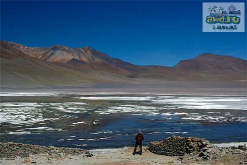 Salar Uyuni Боливия