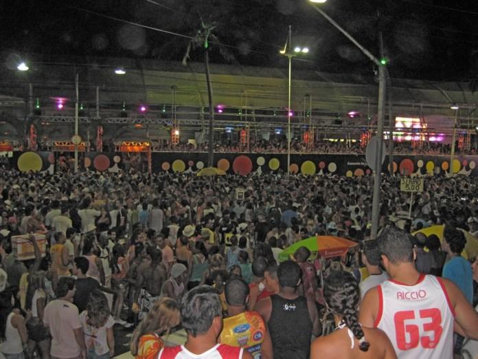 Бразильский карнавал в Сальвадоре