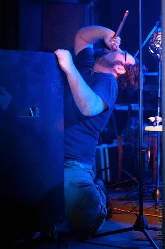 ''SARDH:BRUTH'' -  Recordrelease-Concert 06.04.2013, Club Puschkin Dresden