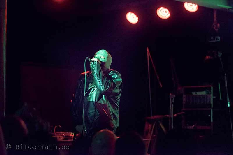 ''Bizarre Uproar'' beim ''Tower Transmissiosn Festival'', 26.09.2015