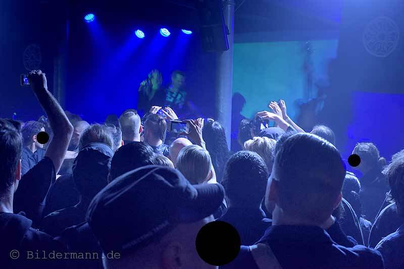 "Impression vom ""Tower Transmissiosn Festival""; fot. Samstag, 26. September 2015"