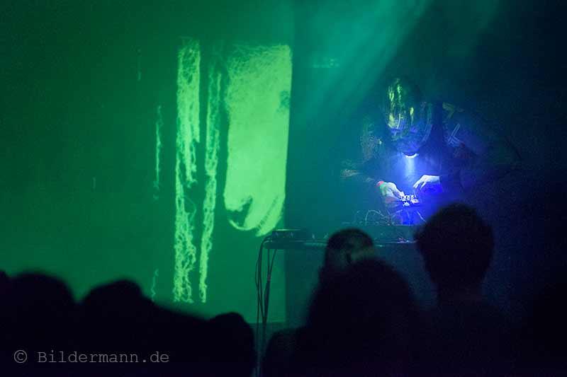 ''Goatvargr'' am 26.09.2015 beim ''Tower Transmissiosn Festival''