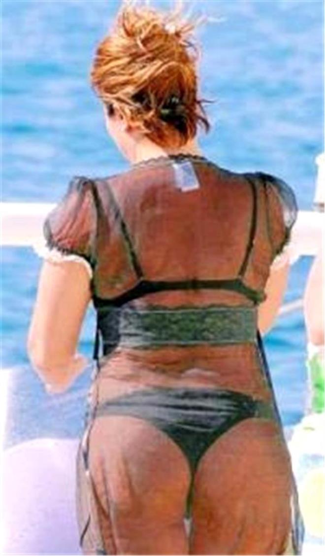 bikinili goruntulenen sibel can in yillar onceki 719668 8398 7 b