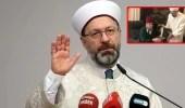 İstifa Sorularına Diyanet İşleri Başkanı Erbaş'tan Tek Cümlelik Yanıt: Gerekli Açıklamalar Yapıldı
