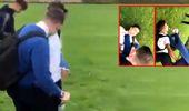 İngiltere'de Yürek Parçalayan Görüntü! Suriyeli Çocuğu Okulun Bahçesinde Dövdüler