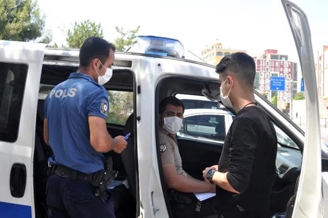 Maskesi cebinde olmasına rağmen 'yok' diyen vatandaş, 392 lira ceza yedi