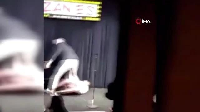 Gösteri esnasında bayılan komedyen Darryl Lynn Hughley'in koronavirüse yakalandığı ortaya çıktı