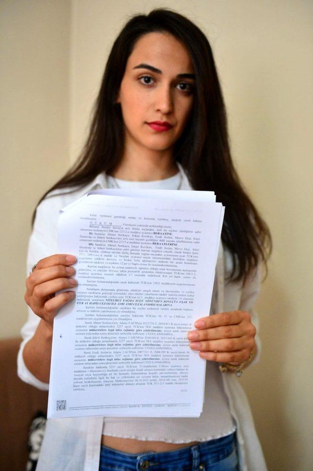Şantaj davasından beraat eden güzellik kraliçesi Sibel Demiralp: Tuzağa düştüm