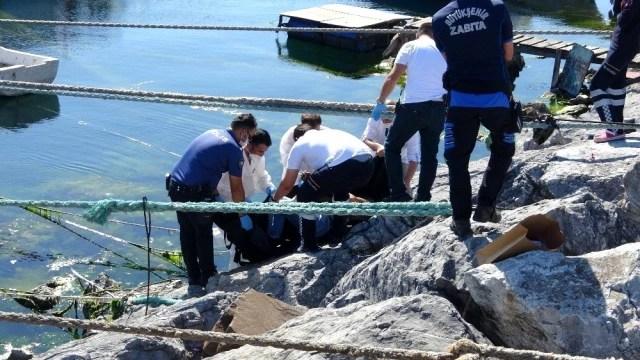 24 yaşındaki gencin cansız bedeni boğazına halat sarılı halde bulundu