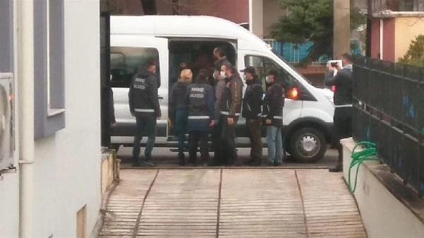 Balıkesir'de uyuşturucu taciri 7 kişi tutuklandı