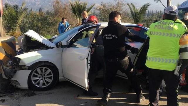 حادث مثل القتل! توفي شخصان في السيارة التي اصطدمت بها ، تجاهل السائق غير المسؤول وركض
