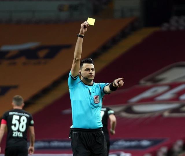 Fatih Terim, Sivasspor maçı sonrası hakemleri eleştirdi