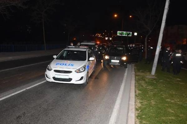 Ehliyetsiz sürücü 30 kilometre süren kovalamaca sonucu yakalandı