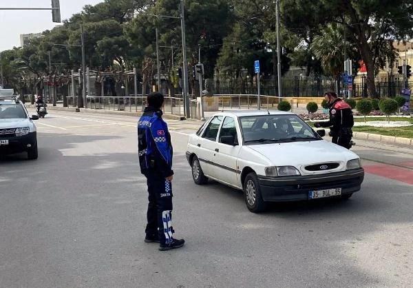Son dakika haber: İZMİR Vaka sayılarının arttığı İzmir'de koronavirüs denetimleri sıklaştırıldı