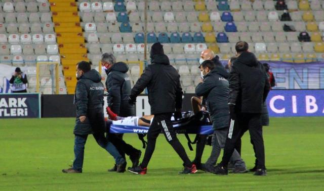 Beşiktaş'ta sakatlık depremi! Cenk Tosun sezonu kapattı