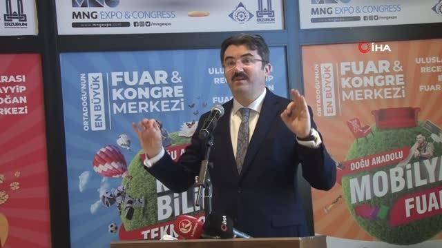 """Erzurum Valisi Memiş: """"Sayın valim çok ceza yazdınız diye kimse bana söylemde bulunmasın."""