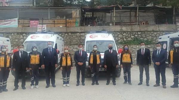 Son dakika haberleri: Amasya'ya 600 yataklı şehir hastanesi bu yılın yatırım programına alındı