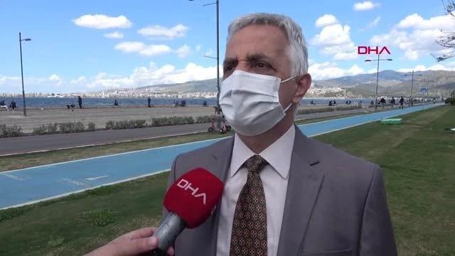 İZMİR 'AŞI, TERCİH DEĞİL TOPLUMSAL SORUMLULUKTUR'