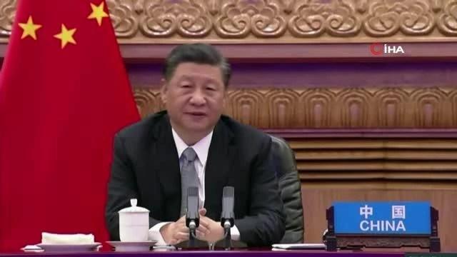 """- Çin Devlet Başkanı Jinping: """"Kömürle elektrik üretimini sıkı bir şekilde kontrol edeceğiz"""""""