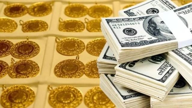 Son Dakika: Dolar ve altın haftaya yükselişle başladı! Kur son 6 ayın en yüksek seviyesini gördü