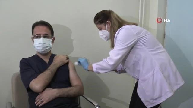 Türkiye'nin doğusunda en fazla korana aşısı Gaziantep'te yapıldı