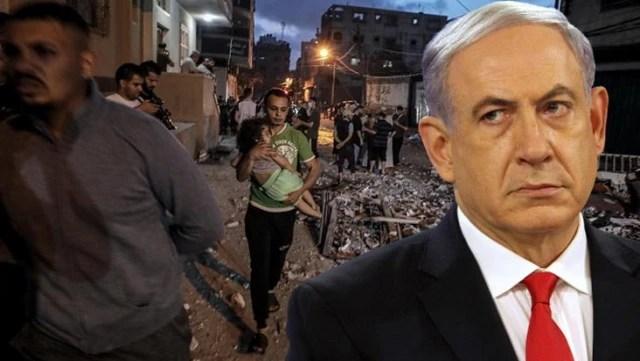 israil basbakani netanyahu katliamlarina destek 14135337 6589 o - İsrail Başbakanı Netanyahu katliamlarına destek veren ülkeleri açıkladı!