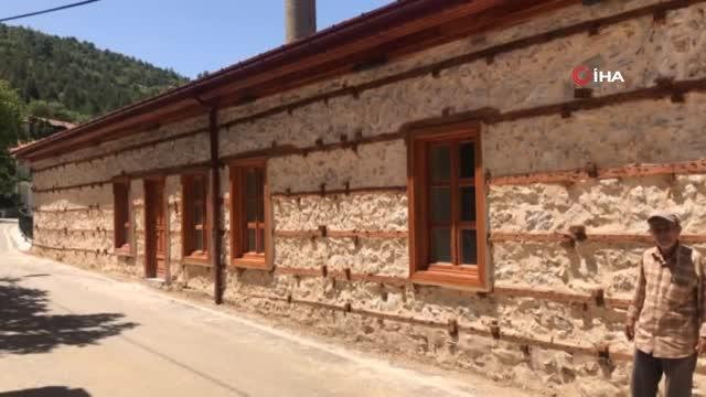 osmanli mimarisi dugmeli ev statusundeki tari 14177407 o