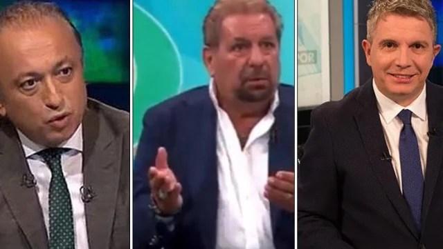 Erman Toroğlu TRT spikerlerine patladı: İki tane adam bizi aptal yerine koydu