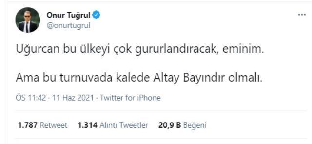 'Altay mı, Uğurcan mı?' tartışması sosyal medyayı birbirine düşürdü