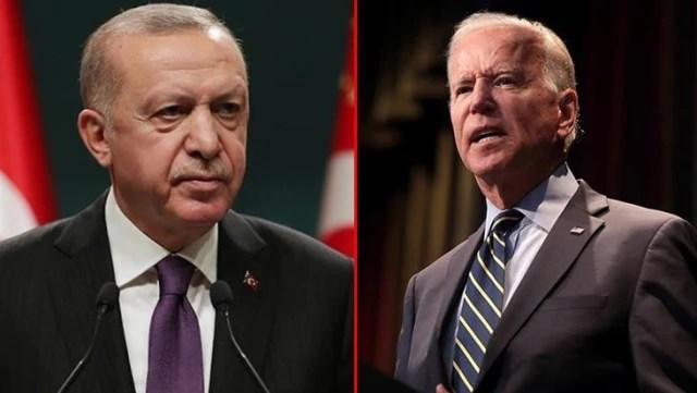 Erdoğan'la yapacağı görüşme öncesi ABD'den Biden'a skandal çağrı: Gordiyon düğümünü kesmeli