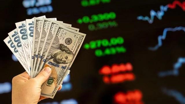 Güne yükselişle başlayan dolar, 8,54'ten satılıyor