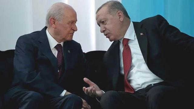 Bahçeli'den seçim için 3 şart! Raporu Cumhurbaşkanı Erdoğan'a sunacaklar
