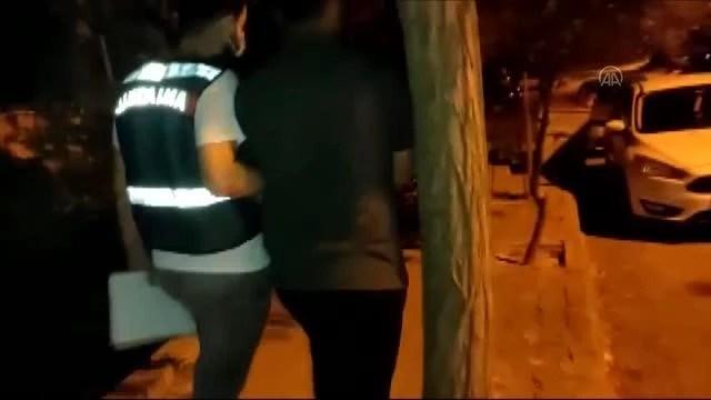 İzmir merkezli FETÖ'nün TSK yapılanmasına yönelik soruşturmada 132 gözaltı kararı (1)