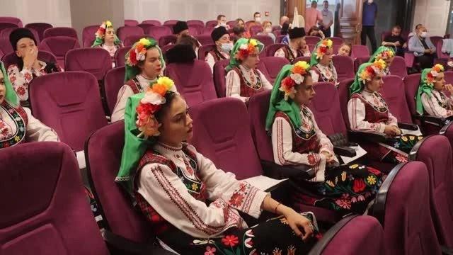 KIRKLARELİ - Türkiye ve Bulgaristan'ın folklor kültürleri tanıtılıyor