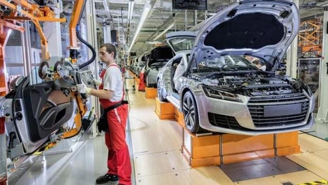 Audi, 2033 yılına kadar dizel ve benzinli otomobil üretimini durduruyor