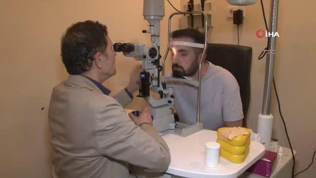 """Dr. Sinan Göker: """"Çevresel faktörler katarakt hastalığında büyük rol oynuyor"""""""