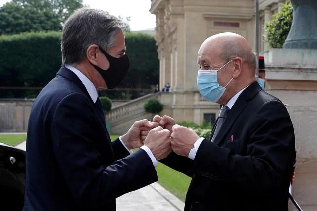 """Son dakika: Fransa Dışişleri Bakanı Le Drian: """"İran, nükleer anlaşmayı canlandırmak için nihai karar almalı"""""""