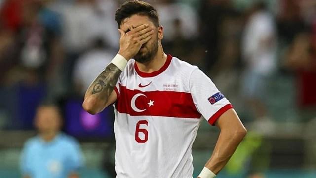Kahreden tablo! Ay-Yıldızlılar, EURO 2020'nin en kötü takımı oldu