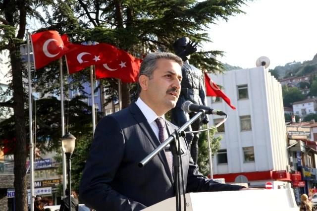 Atatürk'ün Tokat'a gelişinin 102. yıl dönümü
