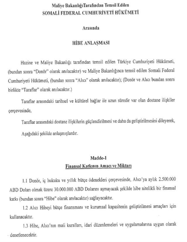 resmi gazete de yayimlandi somali ye 30 milyon 14310153 9032 m