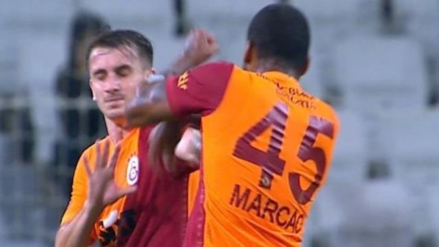 Takım arkadaşı Kerem Aktürkoğlu'nu yumruklayan Marcao'ya af çıktı! Sahaya çıkabilecek