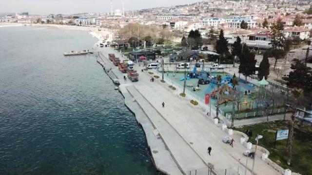 ibb istanbul a tsunami tahliye yolu tabelalari 14384030 9741 m