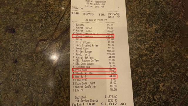1 biftek 7 500 tl nusret in yeni restoranindaki 14427022 8150 m