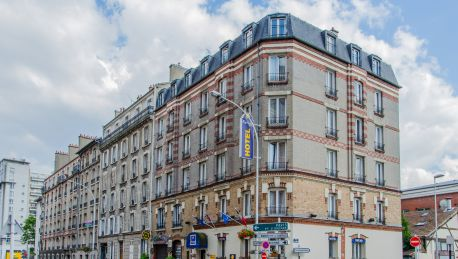 Hotel Arc Paris Porte d Orleans   3 HRS star hotel in Montrouge