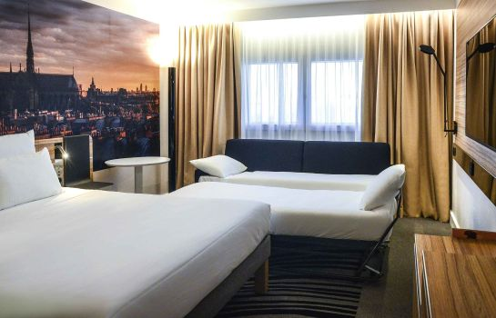 Hotel Novotel Paris 14 Porte d Orl    ans     Great prices at HOTEL INFO